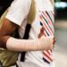 アメリカ救急車費用!子供、腕の複雑骨折からの手術!